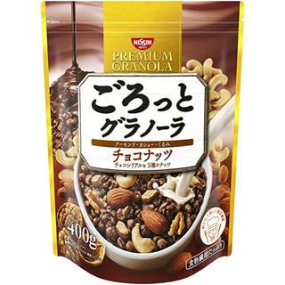 ニッシンショクヒン(日清食品)の日清ごろっとグラノーラ(チョコナッツ) 5袋(その他)