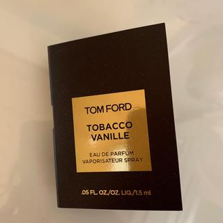 TOM FORD - tom ford タバコバニラ サンプル