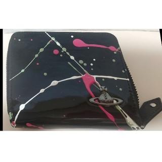 ヴィヴィアンウエストウッド(Vivienne Westwood)の☆美品☆Vivienne Westwood 折財布 ラウンドファスナー(財布)
