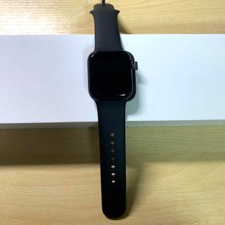 Apple Watch - Apple Watch 5    40mm    スペースグレー