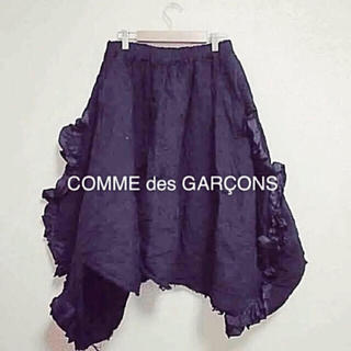COMME des GARCONS - コムデギャルソン ボリュームスカート
