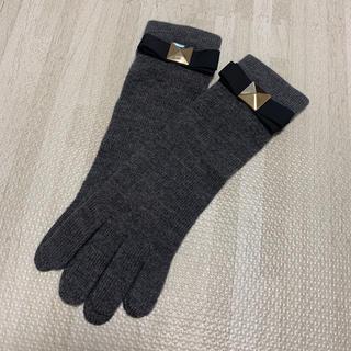 ケイトスペードニューヨーク(kate spade new york)のkatespade ニット 手袋(手袋)