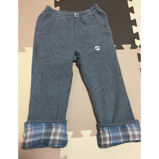 familiar - ファミリア 110 暖か 長ズボン パンツ