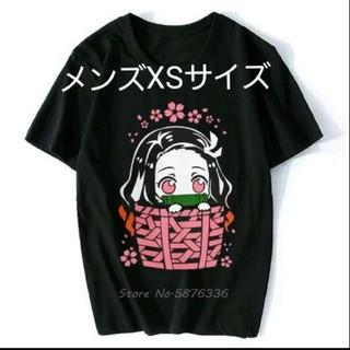 鬼滅の刃 新品未使用 Tシャツ XSサイズ 禰豆子★半袖シャツ