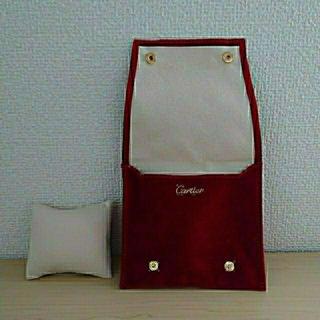 カルティエ(Cartier)のカルティエ  時計ケース(ポーチ)