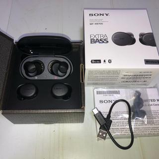 SONY - WF-XB700 SONY ワイヤレスイヤホン EXTRA BASS