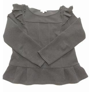 トッカ(TOCCA)のTOCCA7分袖カットソー(Tシャツ(長袖/七分))