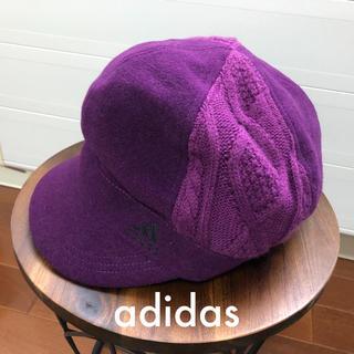 アディダス(adidas)のAdidas アディダス★キャスケット (キャスケット)
