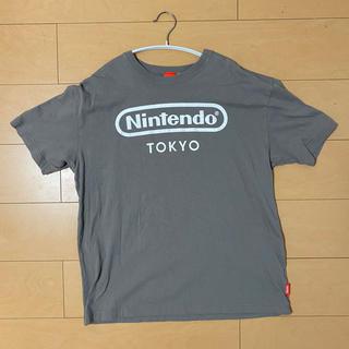 ニンテンドウ(任天堂)のニンテンドートーキョーtシャツ(Tシャツ/カットソー(半袖/袖なし))