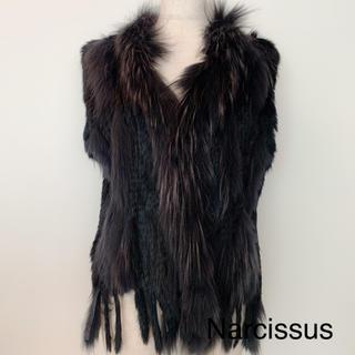 ナルシス(Narcissus)の【最終価格】ナルシス ファーベスト(ベスト/ジレ)