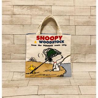 SNOOPY - ファミリア スヌーピー ミニバッグ familiar SNOOPY