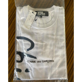 COMME des GARCONS - ギャルソン 19 ブラックマーケット ChicPunk Tシャツ XL