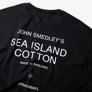 FRAGMENT - fragment john smedley / moncler supreme