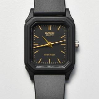 CASIO - 【☆新品☆未使用☆CASIOチープカシオフェイスクォーツアナログウォッチ 腕時計