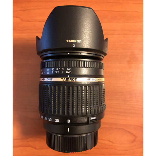 TAMRON(タムロン)のタムロン レンズ スマホ/家電/カメラのカメラ(レンズ(ズーム))の商品写真