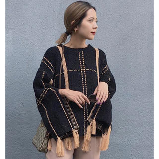 Ameri VINTAGE - AMERI SHOUJI BRAID KNIT TOP