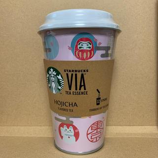 Starbucks Coffee - スターバックス ヴィア ティーエッセンス ほうじ茶 10g×12本