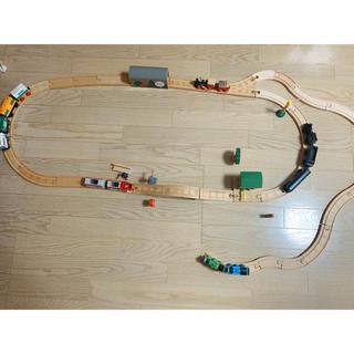 ボーネルンド(BorneLund)のトーマス木製レールセット ブリオ ボーネルンド(電車のおもちゃ/車)