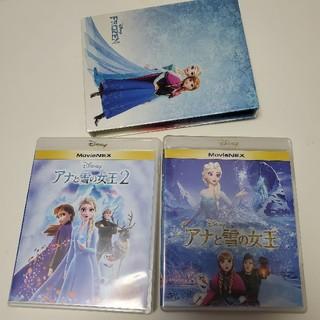 アナトユキノジョオウ(アナと雪の女王)のアナと雪の女王 1+2 ブルーレイセット アナ雪(アニメ)
