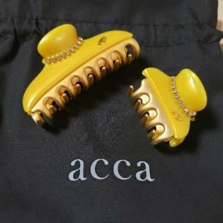 acca - ✨新品✨acca<NEW COLLANA>イエローMサイズSサイズセット