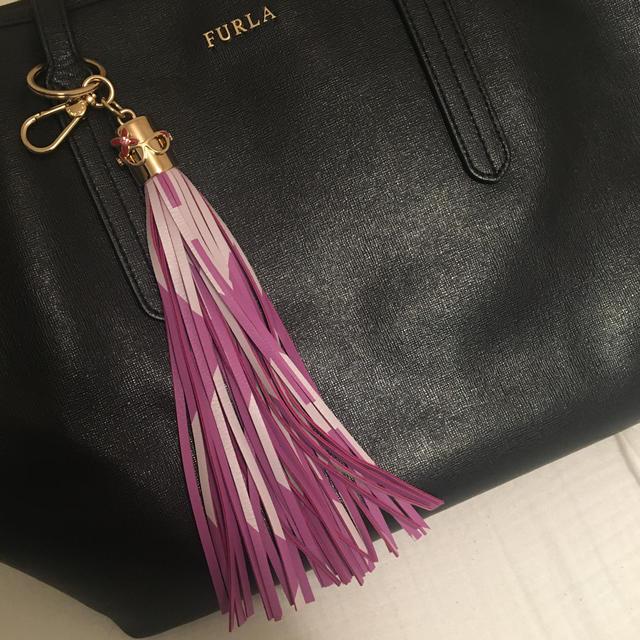 Furla(フルラ)のFURLA チャーム ハンドメイドのファッション小物(バッグチャーム)の商品写真
