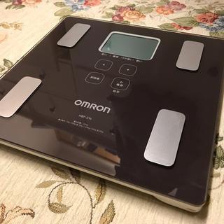 オムロン(OMRON)のオムロン 体組成計 体重計(体重計/体脂肪計)