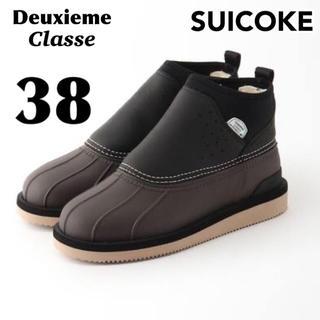 DEUXIEME CLASSE - 🥾今期新品 ドゥーズィエムクラス【SUICOKE/スイコック】ブーツ 38