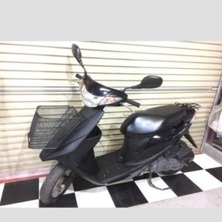 スズキ - 埼玉県深谷市 スズキ アドレスV50 原付 スクーター 50cc バイク 黒
