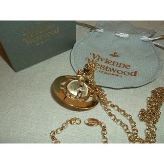 Vivienne Westwood - ヴィヴィアンウエストウッドスモールオーブネックレス ゴールド