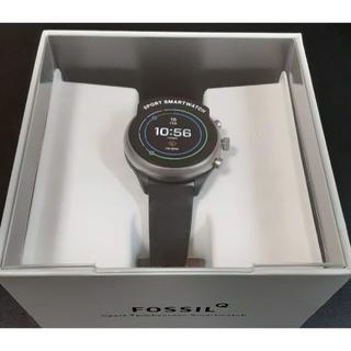 フォッシル(FOSSIL)のFOSSIL スマートウォッチ / スポーツスマートウォッチ FTW6024(腕時計(デジタル))