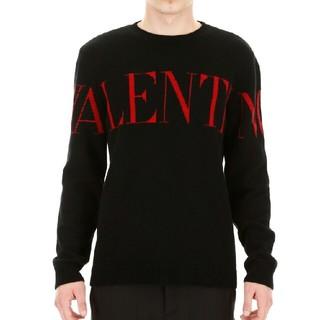 ヴァレンティノ(VALENTINO)の美品 VALENTINO セーター ユニセックス(ニット/セーター)