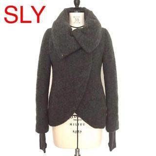 SLY - 【SLY】ダウンジャケット