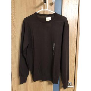 ムジルシリョウヒン(MUJI (無印良品))のセーター 無印良品 メンズ(ニット/セーター)