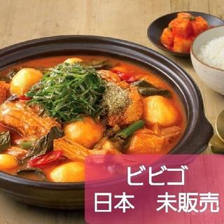 カムジャタン ビビゴ bibigo 韓国食品 韓国料理