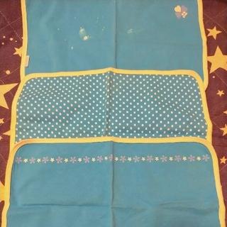 ニシマツヤ(西松屋)のおむつ替えシート 3枚組(おむつ替えマット)