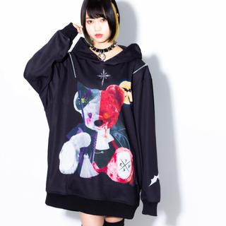ミルクボーイ(MILKBOY)のTRAVAS TOKYO Halloween Bear Hoodie/パーカー(パーカー)