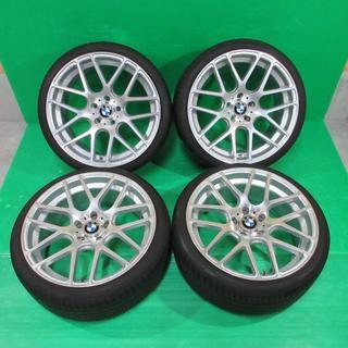 ビーエムダブリュー(BMW)のBMW3シリーズE90系 バリ山夏タイヤ 225/35R19 255/30R19(タイヤ・ホイールセット)