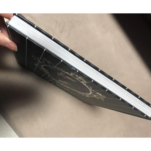 SQUARE ENIX(スクウェアエニックス)の枢やな 画集 黒執事1 エンタメ/ホビーの漫画(イラスト集/原画集)の商品写真