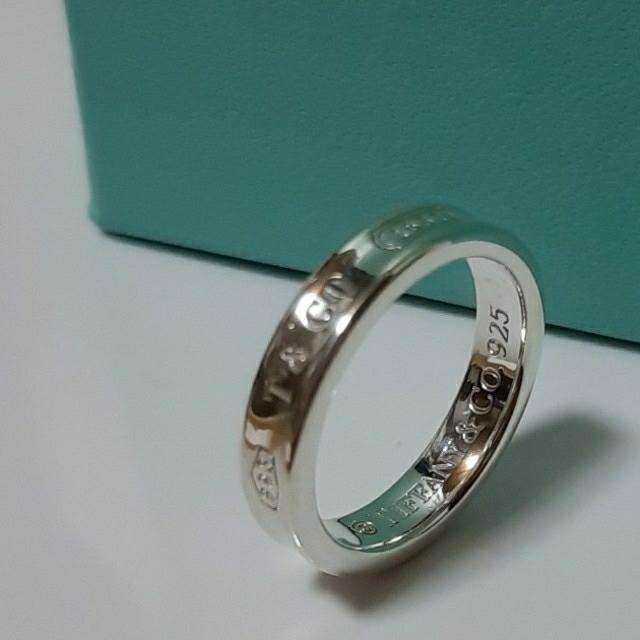 Tiffany & Co.(ティファニー)のTIFFANYリング【10号】 レディースのアクセサリー(リング(指輪))の商品写真