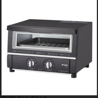 タイガー(TIGER)のタイガー オーブントースター 断熱Wガラス(調理機器)