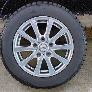 Goodyear - スタッドレスタイヤ ホイールセット 185/65R15 グッドイヤー アイスナビ