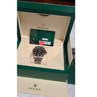 ROLEX - 126610LN サブマリーナ新型黒 新品未使用  ロレックス