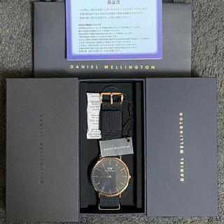 安心保証付き【40㎜】ダニエルウエリントン 腕時計〈DW00148〉