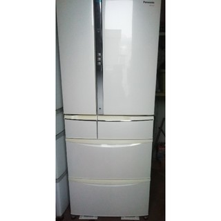 Panasonic - 札幌市近郊にお住まいの方限定!配達無料!パナソニック 6ドア 冷凍冷蔵庫