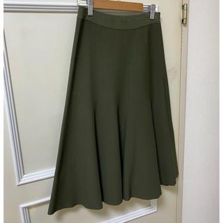 マリリンムーン(MARILYN MOON)のバーニーズニューヨークで購入フレアスカート❤︎(ひざ丈スカート)