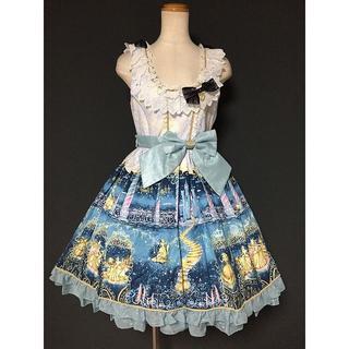 BABY,THE STARS SHINE BRIGHT - BABY/ジャンパースカート(Cinderellla)+ヘッドドレスSet