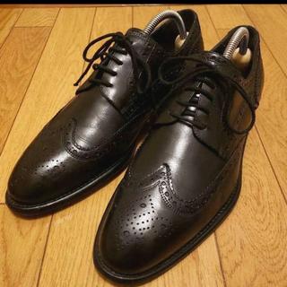 REGAL - Calzoleria Toscana 革靴 ウイングチップ