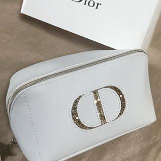 ディオール(Dior)の⭐︎Dior⭐︎限定ポーチ⭐︎クリスマス⭐︎(ポーチ)