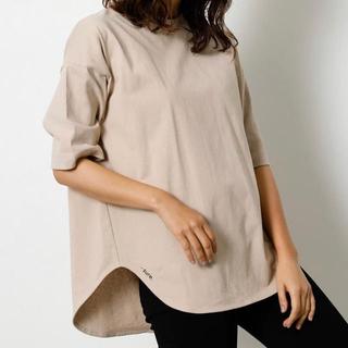 アズールバイマウジー(AZUL by moussy)の美品 AZUL by MOUSSY Tシャツ(Tシャツ(半袖/袖なし))