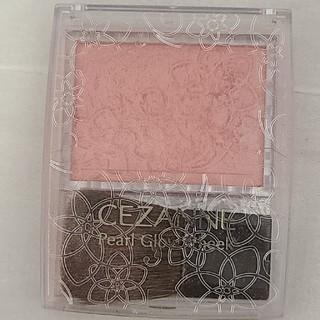 セザンヌケショウヒン(CEZANNE(セザンヌ化粧品))のセザンヌp1(チーク)